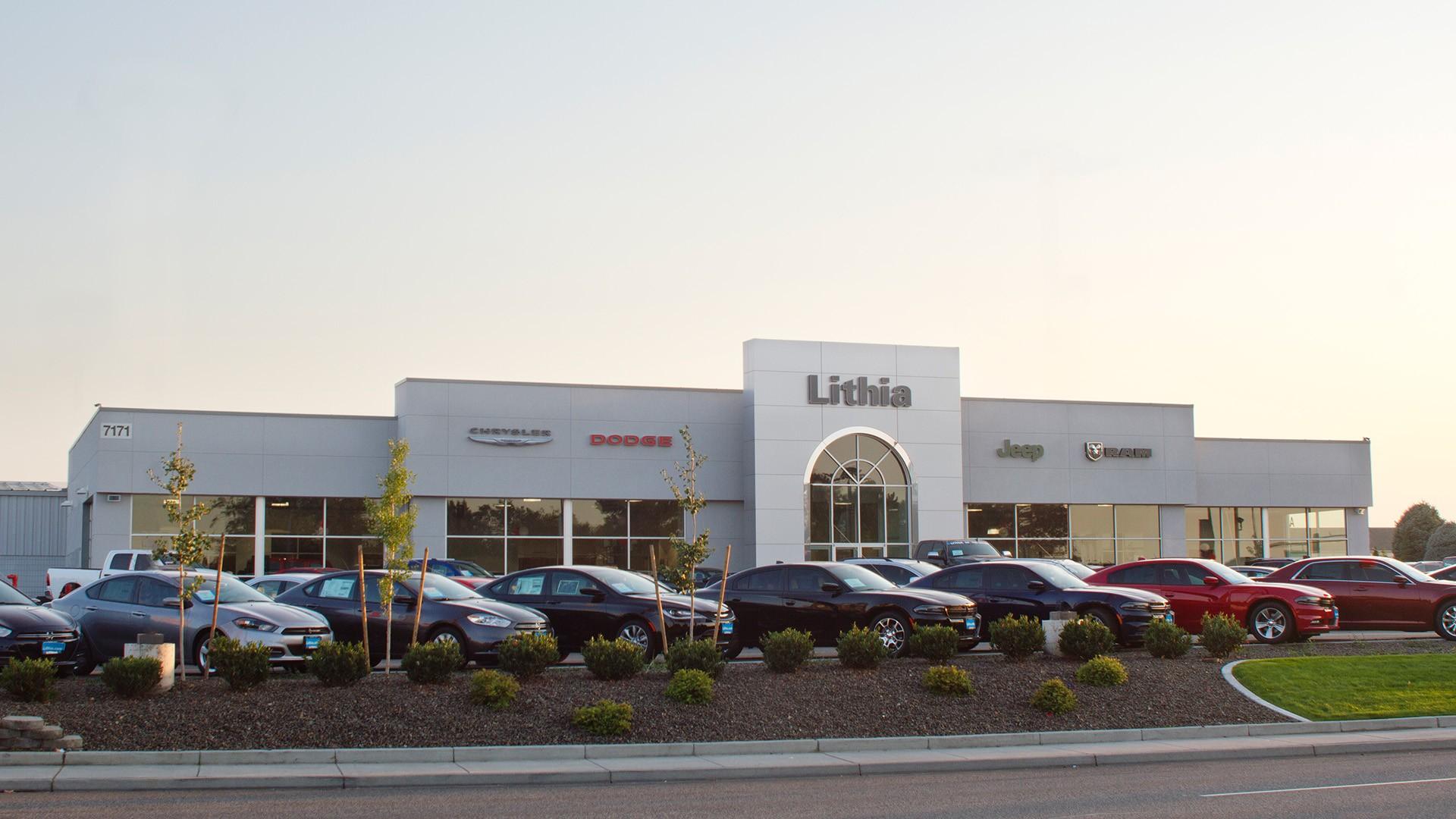 lithia - Retail